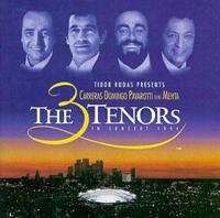 los tres tenores